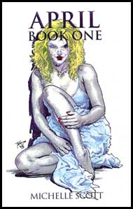 April Book #1 by Michelle Scott mags inc, Reluctant press, crossdressing stories, transgender stories, transsexual stories, transvestite stories, female domination, Michelle Scott