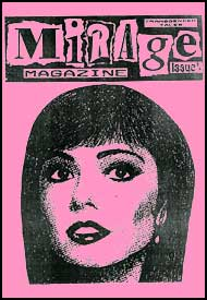 Mirage Magazine Issue #1 mags inc, Reluctant press, crossdressing stories, transgender stories, transsexual stories, transvestite stories, female domination, MIrage Magazine