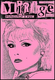 Mirage Magazine Issue #2 mags inc, Reluctant press, crossdressing stories, transgender stories, transsexual stories, transvestite stories, female domination, MIrage Magazine