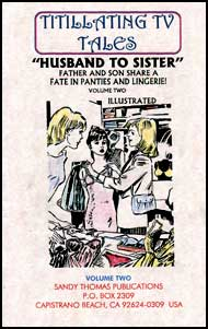 Husband to Sister Book 2 by Alice Trail, Kristi Love and Puyal sandy thomas, mags inc, crossdress story, transvestite story , forced sissy, forced crossdress, Husband to Sissy