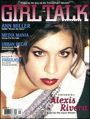 Girl Talk Magazine #15 mags inc, magazines, novelettes, crossdressing, transgender, transsexual, transvestite,girl talk, girltalk, girl talk magazine, girltalk magazine