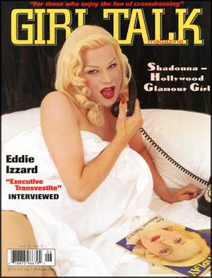 Girl Talk Magazine #6 mags inc, magazines, novelettes, crossdressing, transgender, transsexual, transvestite,girl talk, girltalk, girl talk magazine, girltalk magazine
