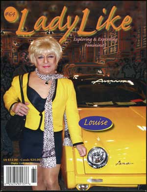 Lady Like #64 mags inc, lady like, magazine, crossdress, crossdresser, tranvestite, transgender, crossdressing