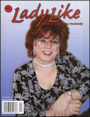 Lady Like #65 mags inc, lady like, magazine, crossdress, crossdresser, tranvestite, transgender, crossdressing