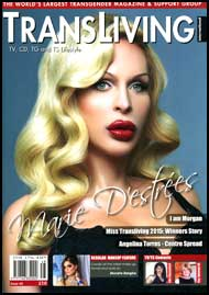 TransLiving International #48 Transliving International Magazine, magazine, mags inc, novelettes, crossdressing, transgender, transsexual, transvestite, stories, fiction
