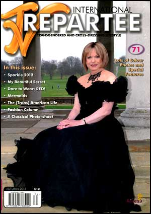 TVRepartee #71 tvrepartee, mags, inc, crossdressing, transgender, transsexual, transvestite, magazine, tv, repartee