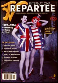 TVRepartee #77 tvrepartee, mags, inc, crossdressing, transgender, transsexual, transvestite, magazine, tv, repartee