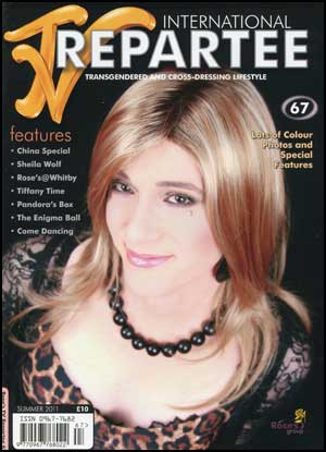 TVRepartee #67 tvrepartee, mags, inc, crossdressing, transgender, transsexual, transvestite, magazine, tv, repartee