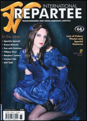 TVRepartee #68 tvrepartee, mags, inc, crossdressing, transgender, transsexual, transvestite, magazine, tv, repartee