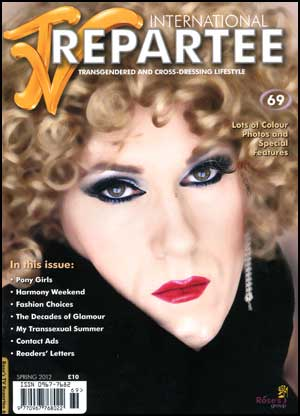 TVRepartee #69 tvrepartee, mags, inc, crossdressing, transgender, transsexual, transvestite, magazine, tv, repartee