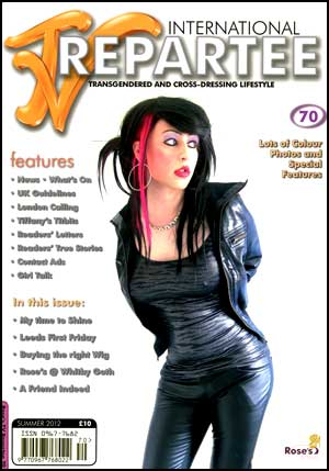 TVRepartee #70 tvrepartee, mags, inc, crossdressing, transgender, transsexual, transvestite, magazine, tv, repartee