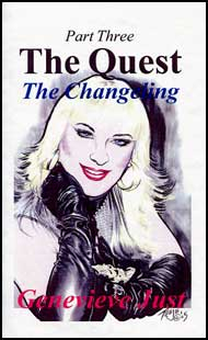 The Quest Part 3 eBook by Genevieve Just mags inc, novelettes, crossdressing stories, transgender, transsexual, transvestite stories, female domination, Genevieve Just