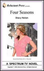 540 Four Seasons by Stacy Nolan mags inc, reluctant press, transgender, crossdressing stories, transvestite stories, feminine domination stories, crossdress, story, fiction, Stacy Nolan