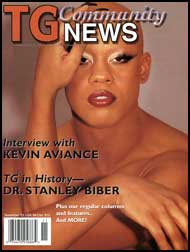 TG Community News #11 TG Community News, transgender magazine, crossdressing magazine, mags inc, stories, crossdressing, transgender, transsexual, transvestite stories,