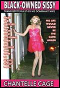 Black Owned Sissy crossdress, forced feminization, transformation, female domination, x-dress