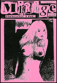 Mirage Magazine Issue #4 mags inc, Reluctant press, crossdressing stories, transgender stories, transsexual stories, transvestite stories, female domination, MIrage Magazine