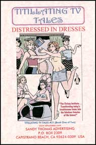 Distressed in Dresses Book 1 by KK and Alice Trail sandy thomas, mags inc, crossdress, transvestite, transvestism, transgender. tv fiction classics, my son the actress
