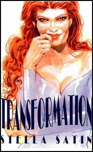 Transformation eBook by Stella Satin mags inc, Reluctant press, crossdressing stories, transgender stories, transsexual stories, transvestite stories, female domination, Stella Satin
