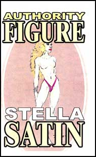 Authority Figure eBook by Stella Satin mags inc, novelettes, crossdressing stories, transgender, transsexual, transvestite stories, female domination, Stella Satin