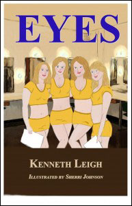 EYES by Kenneth Leigh mags inc, crossdressing stores,  transvestite fiction, feminine domination story