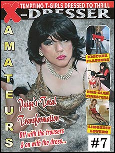 Xdresser Amateurs 7 cover